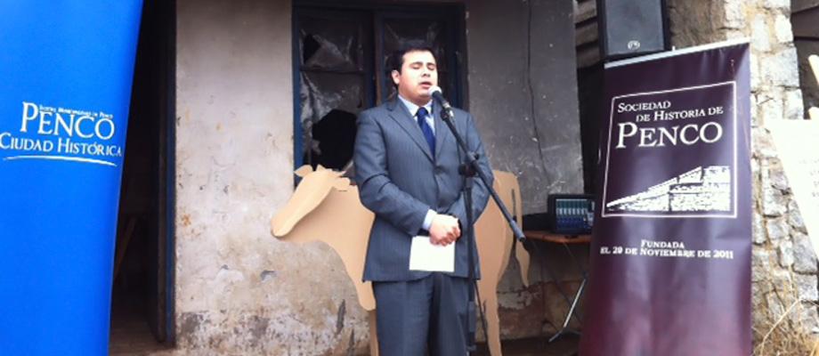 Boris Márquez, respaldo municipal al proyecto Cosmito.