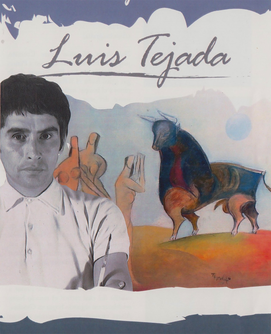 Homenaje a Luis Tejada